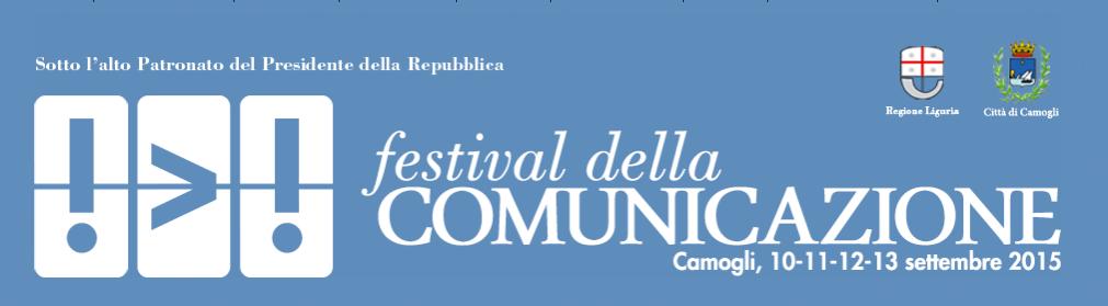 Festival della Comunicazione Camogli 2015