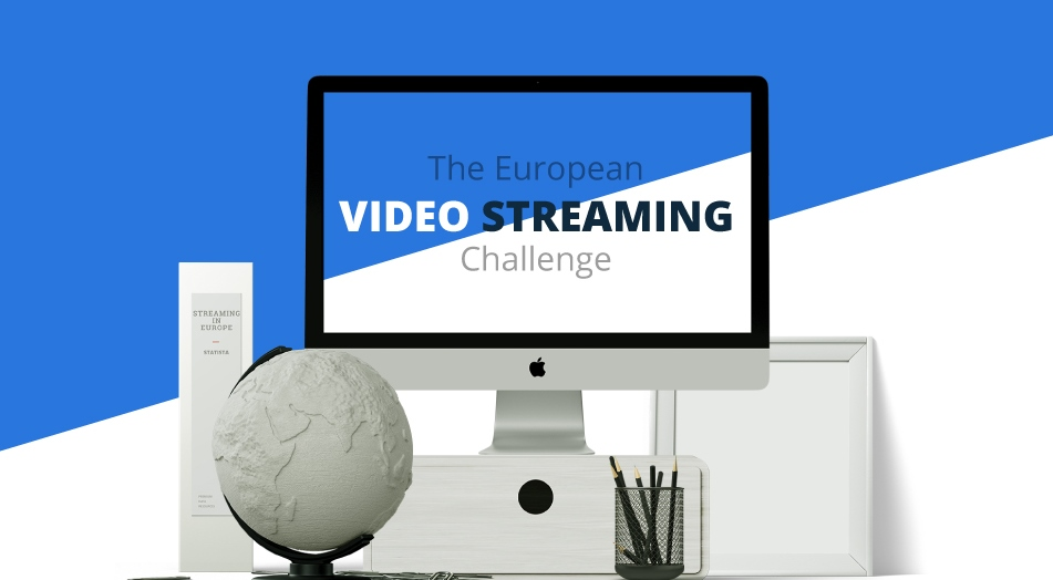 Video streaming in Europa
