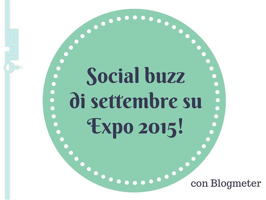 social buzz expo2015