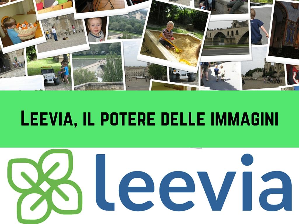 Photo of Leevia, il potere delle immagini