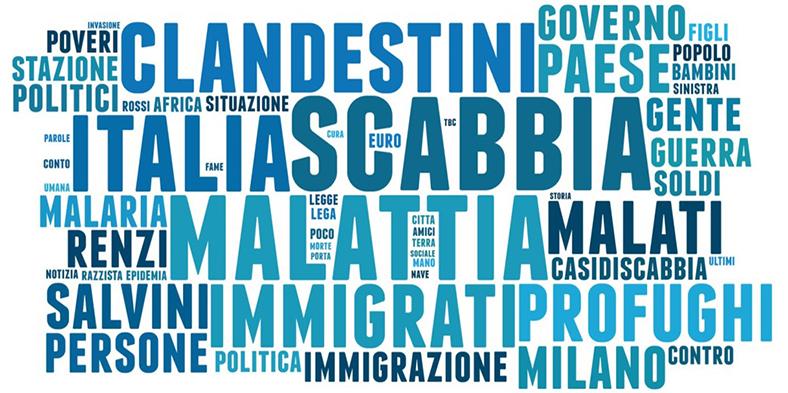 Migranti e social