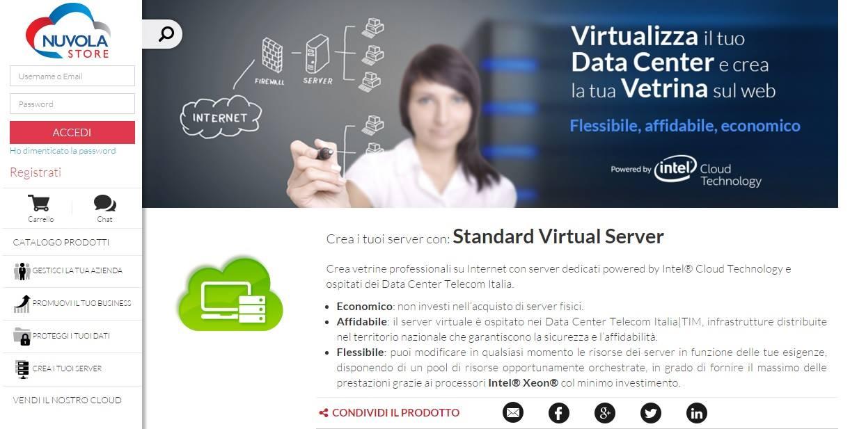 Photo of Nuvola Store, servizi digitali per le PMI