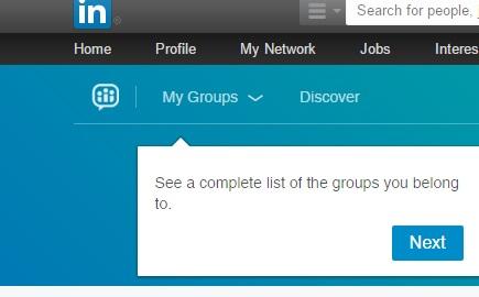 Nuovi Gruppi LinkedIn - Lista Completa Gruppi