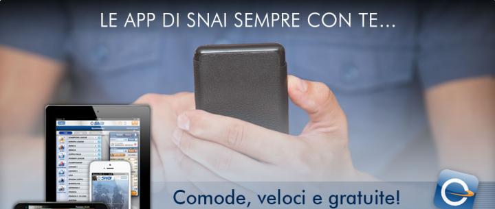 Photo of App Mobile di Snai: ecco le novità