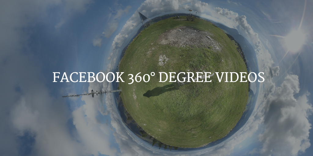 Photo of Facebook a tutto tondo con i video a 360 gradi anche da mobile
