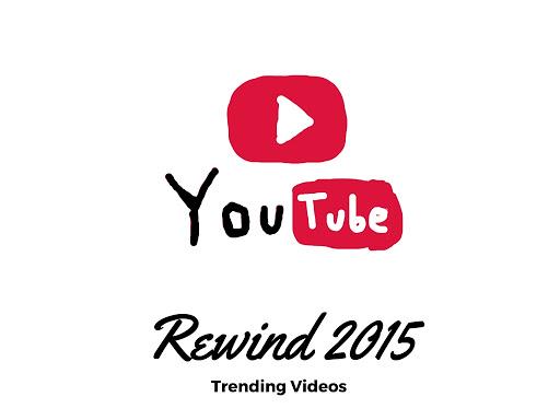 YouTube Rewind 2015 - Trending Video