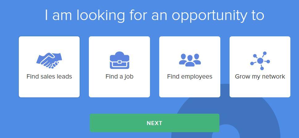 Cosa stai cercando su Opportunity