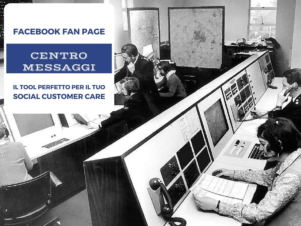 Photo of Rinnovato il Centro Messaggi delle Fan Page: Social Customer Care senza errori