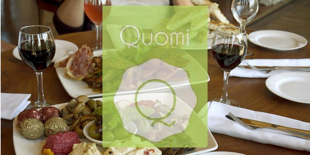 Quomi.it - eCommerce con ricette e spesa online