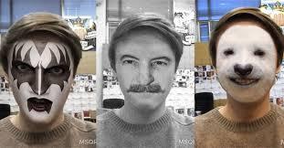 Come funziona MSQRD - Esempi di masquerade