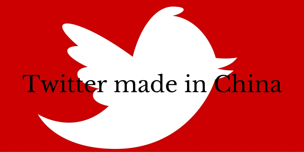 Photo of Twitter Made in China