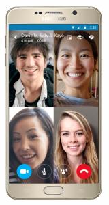 Skype su mobile e tablet