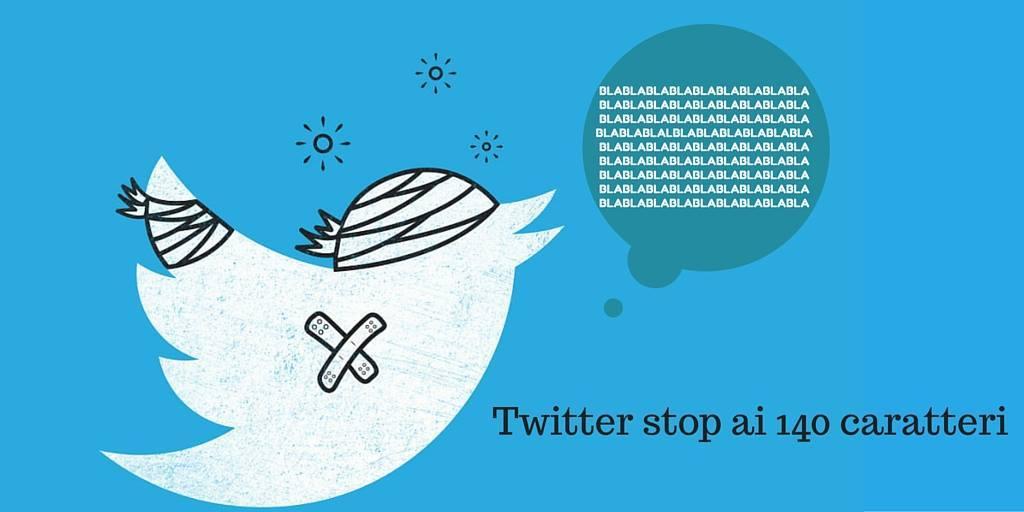 Photo of Twitter: stop al conteggio di link e foto nei 140 caratteri?