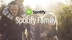 how to add account to spotify family