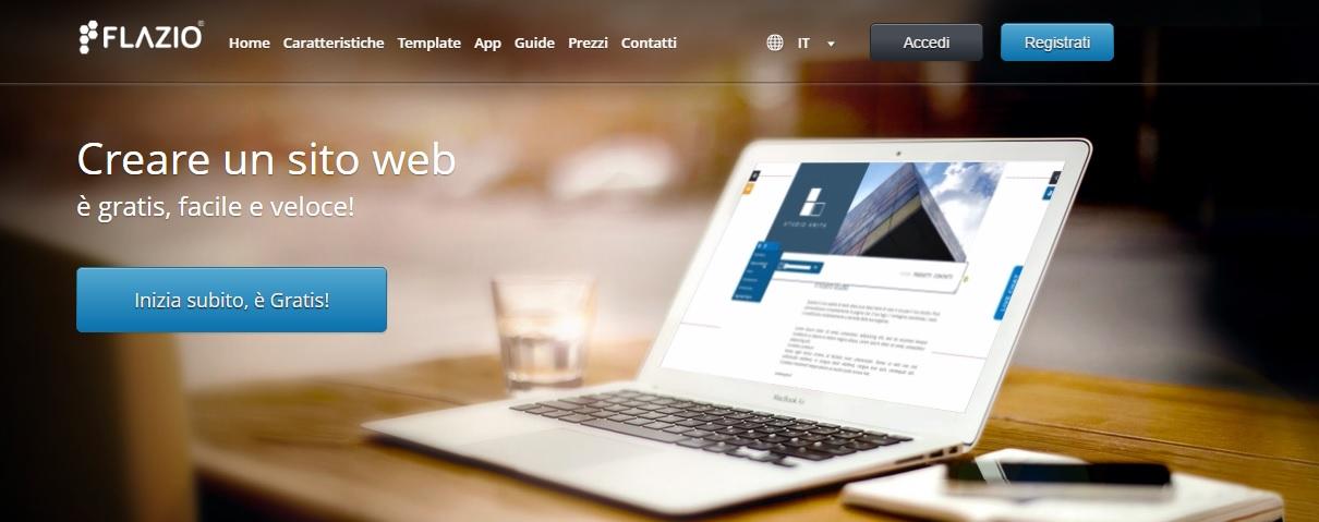 Photo of Flazio.com: il tool per creare un sito Web senza essere uno smanettone