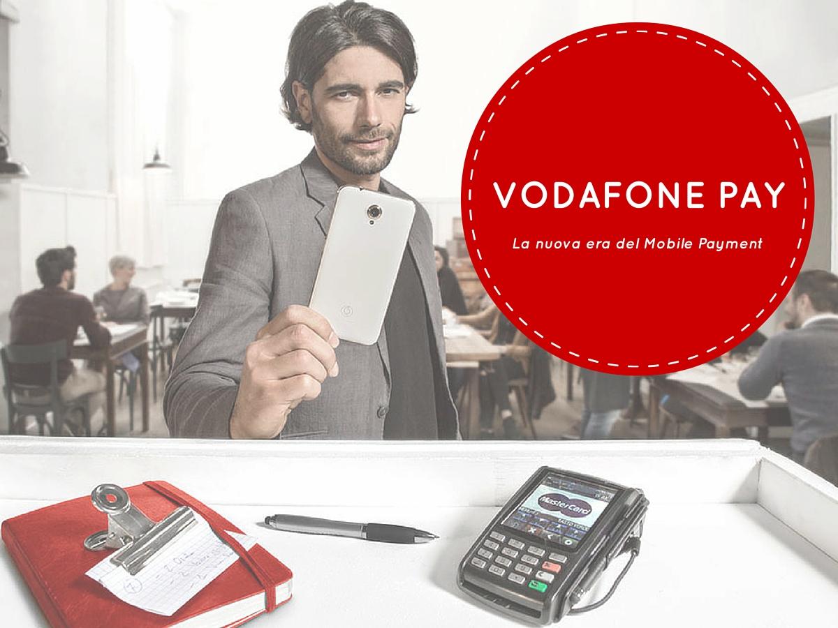 Photo of Vodafone Pay: acquista direttamente con il cellulare!