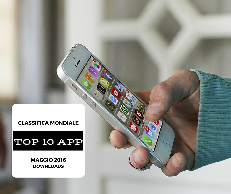 Classifica Top 10 App Mobile