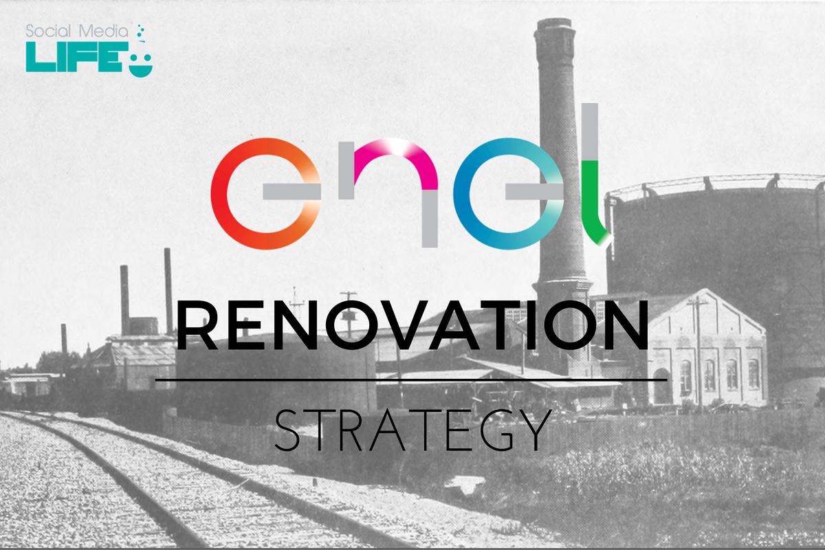 Enel Open Power Strategy
