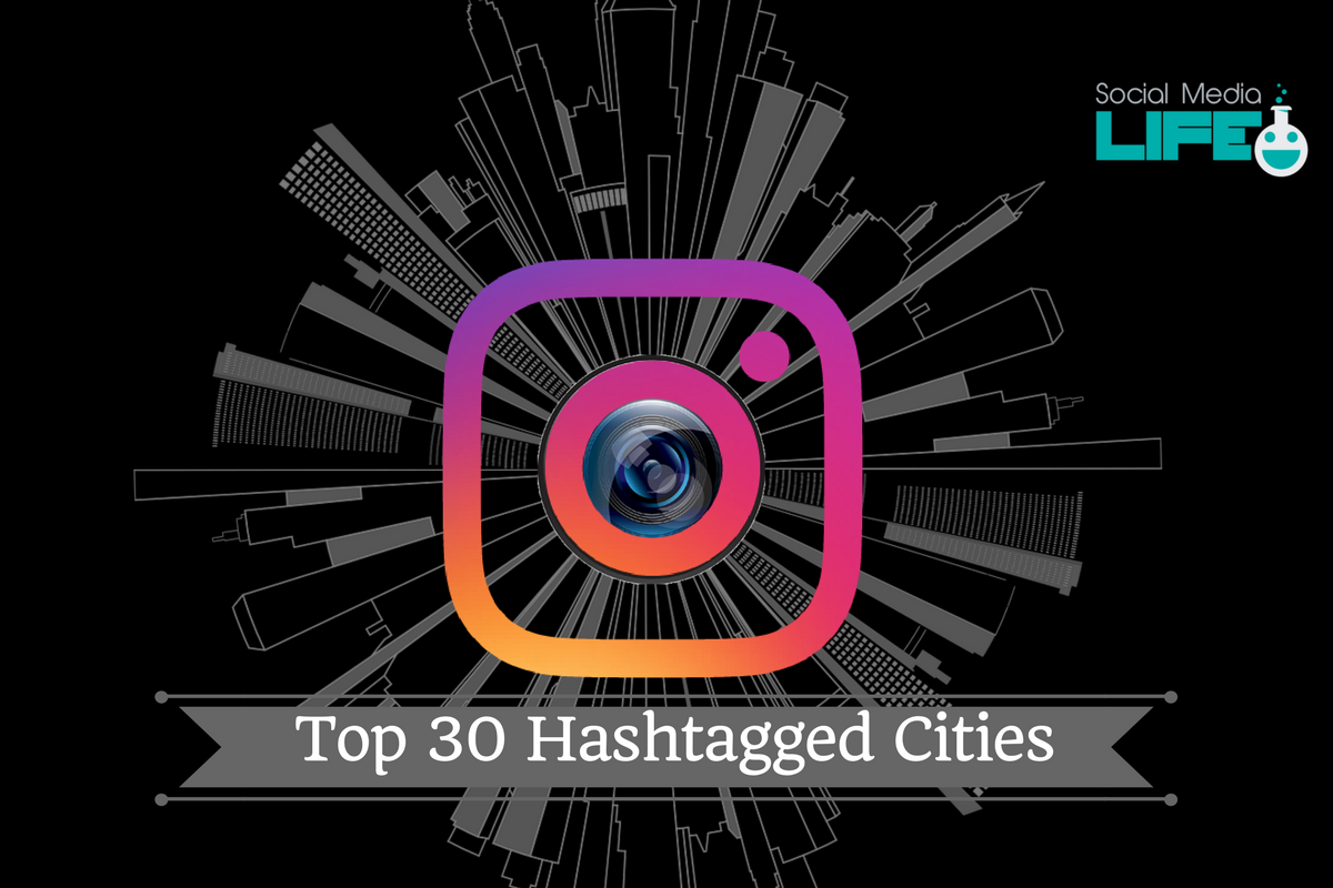 Photo of Instagram for Travel: le 30 città più taggate nel 2016