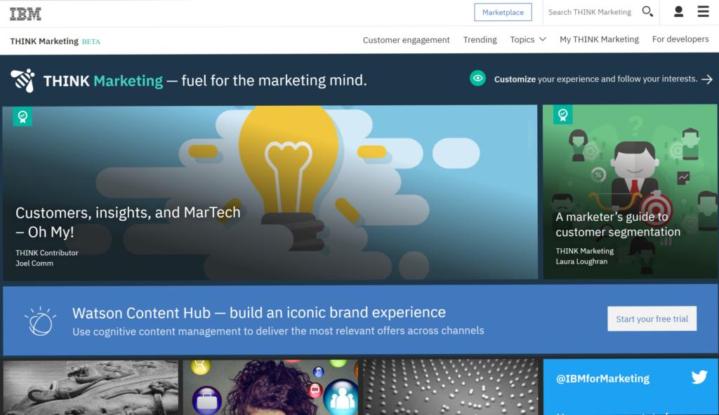 THINK Marketing - IBM
