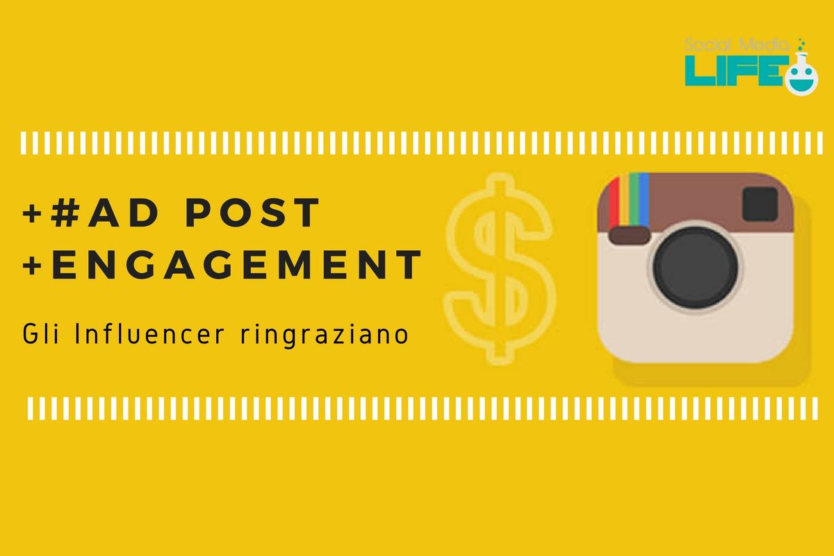 """Photo of Addio pubblicità """"occulta"""" su Instagram? Gli Influencer ringraziano!"""